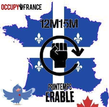Suivi des Manifestations au Québec (France) #Resistance78   #marchedesbanlieues -> #occupynnocents   Scoop.it