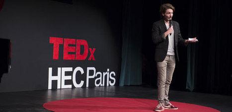 """TEDxHEC Paris """"Avant-garde Thinking"""" - 26 septembre 2014 15h-21h - à Jouy en Josas   CARTOGRAPHIES   Scoop.it"""