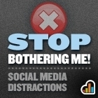 Stop Bothering Me! The Cure to Common Social Media Distractions | An Eye on New Media | Scoop.it