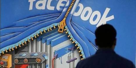 Facebook: partage involontaire des données de 6 millions d'utilisateurs | Going social | Scoop.it