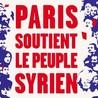 Rassemblement en soutien au peuple syrien