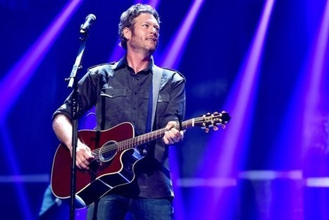 Blake Shelton Not Worried About ACM Snub | Country Music Today | Scoop.it