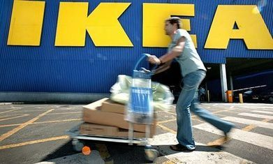 Ikea app lets shoppers try before they buy | Spatial Analysis | Scoop.it