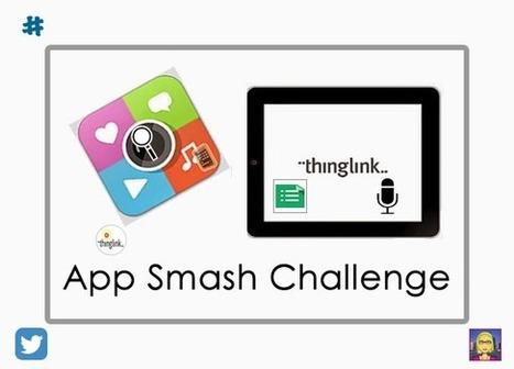 AppSmash 2014   Educational iPad apps   Scoop.it
