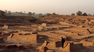 INDE/PAKISTAN : Two-hundred-year drought doomed Indus Valley Civilization   World Neolithic   Scoop.it
