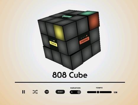 808 Cube | Digital music | Scoop.it