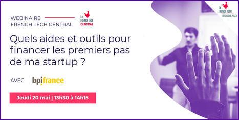 #Startup #Aides #Mentorat : Quels aides et outils pour financer les premiers pas de ma startup ?   France Startup   Scoop.it