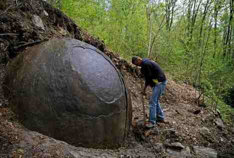 Biggest Stone Ball in Europe just Discovered in Bosnia | The Blog's Revue by OlivierSC | Scoop.it
