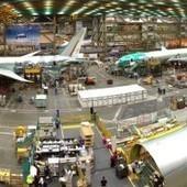 Robots Infiltrate Boeing's Assembly Line | robotics | Scoop.it