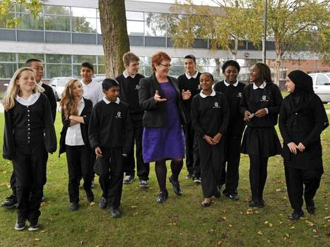 Untwisting tongues: Every student will benefit from the City of Leeds School's decision to teach English as a second language   Linguistics   Scoop.it