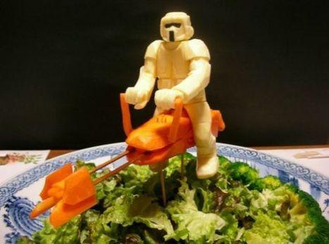 Japan Japan: Star Wars Food | All Geeks | Scoop.it