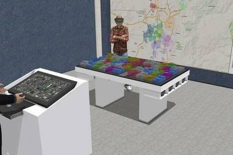 "Augmented Reality, Hologram-like Images Enter the Workplace | #Research #MIT #AR #RA | La ""Réalité Augmentée"" (Augmented Reality [AR]) 