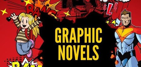 10 Exciting Resources for Teaching with Graphic Novels | Top iPad Apps & Tools | Scoop.it