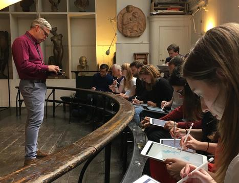 How the iPad can make you into a painting master – or almost | Curtin iPad User Group | Scoop.it