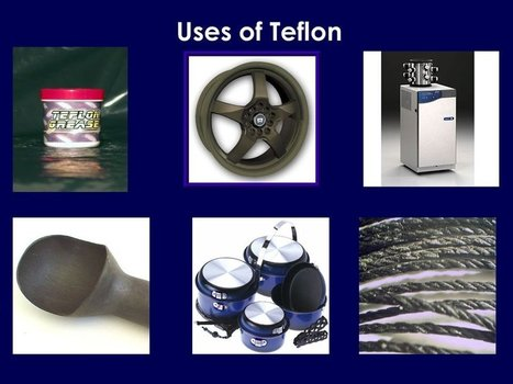 Applications and History of Industrial Teflon B