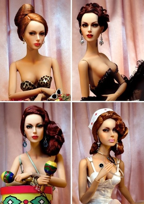 Superdoll Collectables: Abbe Lane Dolls!   Fashion Dolls   Scoop.it