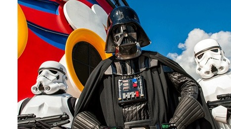 Star Wars Day At Sea | L'Empire du côté obscure | Scoop.it