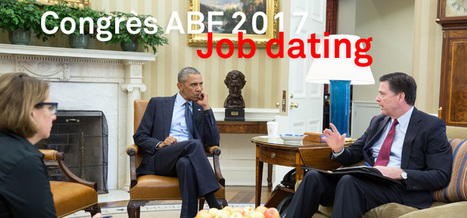 Congrès ABF 2017 - Job Dating | -thécaires are not dead | Scoop.it