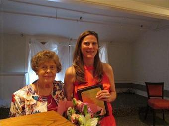Busy Volunteer and Mother Named Signal Mountain Woman Of The Year | Global Volunteering | Scoop.it