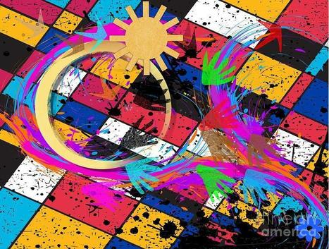 Abstract Art In Abstract Painting Styles Of Art Scoop It