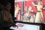 """Exhibition: """"The last hours of Pompeii and Herculaneum"""", a virtual exposition, Museu d'Arqueologia de Empuries, Spain 