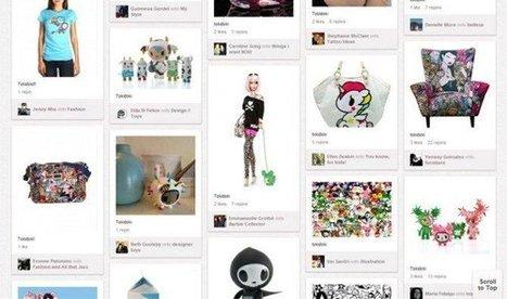Some Pinterest alternatives for the guys - msnbc.com (blog)   Winning The Internet   Scoop.it