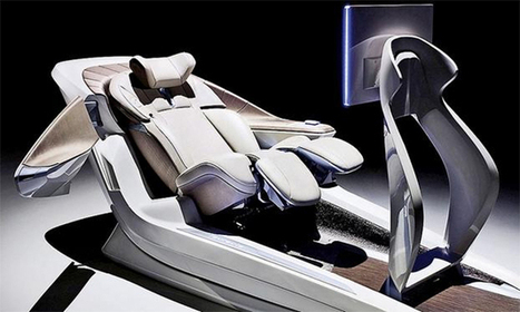 Report: Are car seats of the future self-adjusting? | Cars and Road Safety | Scoop.it