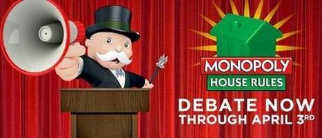 Monopoly Fans Debate Adding 'House Rules' on Facebook - NBC News   Troy West's Radio Show Prep   Scoop.it