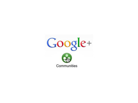 10 Growing Google+ Communities In Education ~ TeachThought | Educational insights by Cindy | Scoop.it