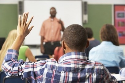 White teachers and black teachers have different expectations for black students | digital divide information | Scoop.it