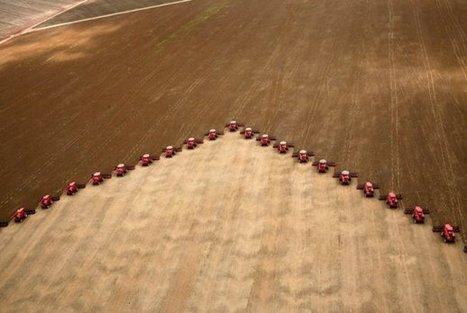 Agro-industrie vs Agriculture paysanne : 2 - 0. En 2014, le monde a encore faim ! | Questions de développement ... | Scoop.it