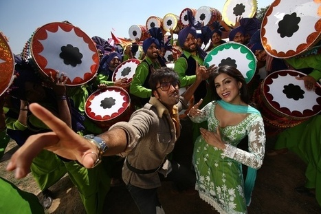 Bollywood and Australia: worth making a song and dance about - The Conversation   Music from Around the World   Scoop.it