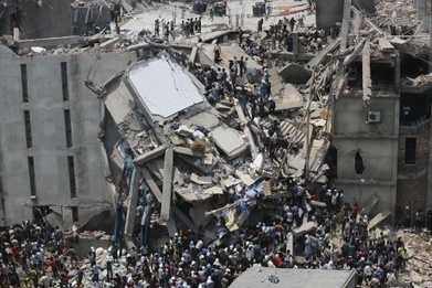 Bangladeshi garment workers crushed to death | Trade unions and social activism | Scoop.it