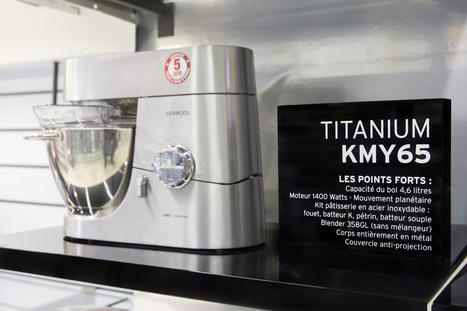 Kenwood choisit Brio pour développer ses ventes chez Darty   Retail Design Review   Scoop.it