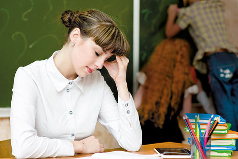 LOS DOCENTES TAMBIÉN SON MALTRATADOS POR ALUMNOS, ESO TAMBIÉN ES BULLYING – WEB DEL MAESTRO CMF | Investigación Educativa y mucho más | Scoop.it