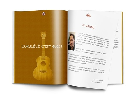 Votre premier guide débutant ukulélé - Tab-ukulélé | tablature et partition ukulele | Scoop.it