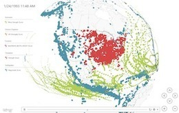 Scaling Map Wizardry | LBx Journal | GIS Today | Scoop.it