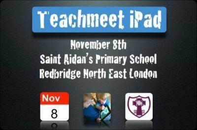 iPad Events Part 4 – Teachmeet iPad – Lisa Stevens andIdletim | iPads, MakerEd and More  in Education | Scoop.it