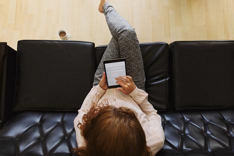 7 plataformas de lectura digital por suscripción para devorar libros electrónicos | Educacion, ecologia y TIC | Scoop.it