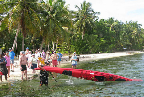 The Wet Exit – Learning the basics of kayaking in Belize | Belize in Social Media | Scoop.it