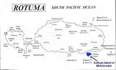 L'île de Rotuma: une ferme bio de 43 kilomètres carrés   Des 4 coins du monde   Scoop.it