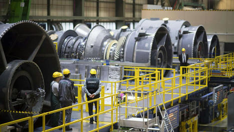 Accusé d'espionnage, Siemens Energy chute en Bourse ...