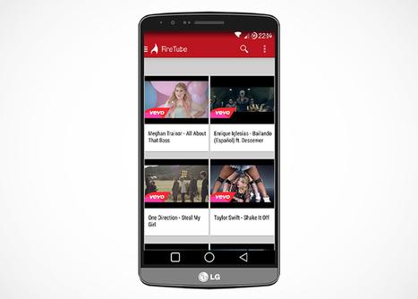 Con FireTube puedes escuchar toda la música alojada en YouTube | Contactos sinápticos | Scoop.it
