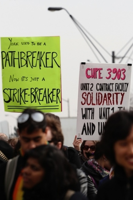 University protests around the world: a fight against commercialisation   Higher Education and academic research   Scoop.it