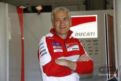 MotoGP, Tardozzi: Ducati will fly even without wings | Ductalk Ducati News | Scoop.it