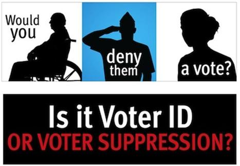 Voter ID is the fraud | Coffee Party Feminists | Scoop.it