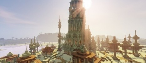 Recently Updated Minecraft Projects on Planetminecraft.com | 3D Virtual-Real Worlds: Ed Tech | Scoop.it