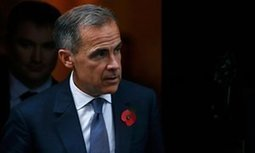 Mark Carney is what stands between Britain and chaos | Development Economics | Scoop.it