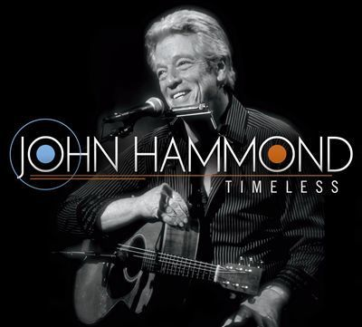 WNMC Favorites from 2014: #4. John Hammond, Timeless | WNMC Music | Scoop.it