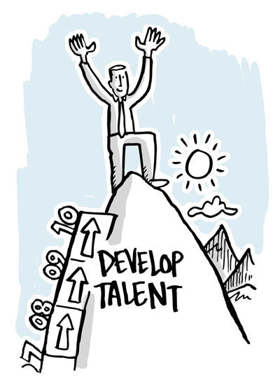 3 Reasons to Grow the Talent You Have Into the Leaders You Need   Strategies for Managing Your Business   Scoop.it